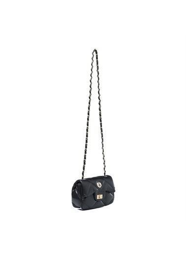 TH Bags   Kadın Çapraz Çanta Th070000  Siyah
